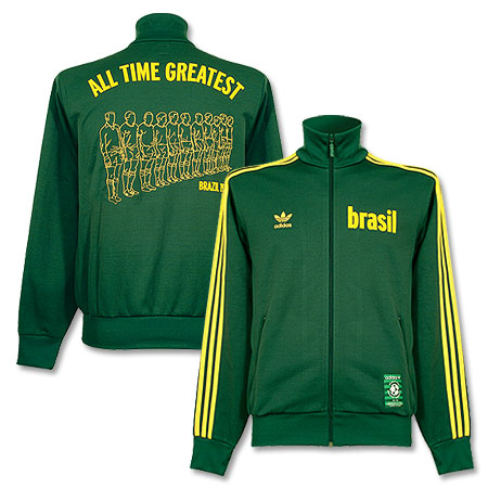 Adidas Womens Brazil World Cup Jacket FIFA Br...