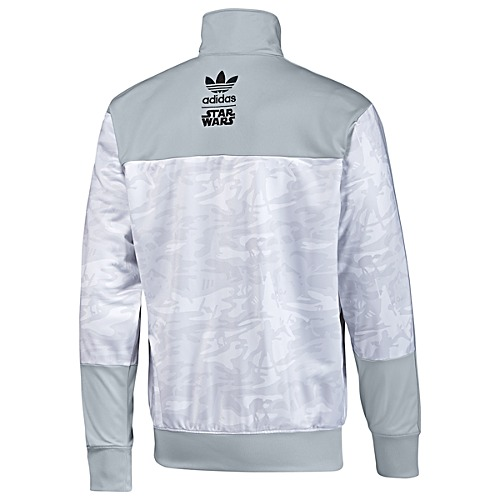 ORIGINAL ADIDAS STAR WARS BLIZZARD FIREBIRD TRACK TOP ADIDAS O58912 Star Wars Blizzard Hoth Camo JACKET