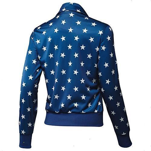 Original Adidas Star Firebird Women/Mens Track Top X30878 Jacket