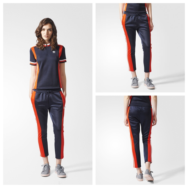 Womens Adidas Originals Archive Track Pants B...