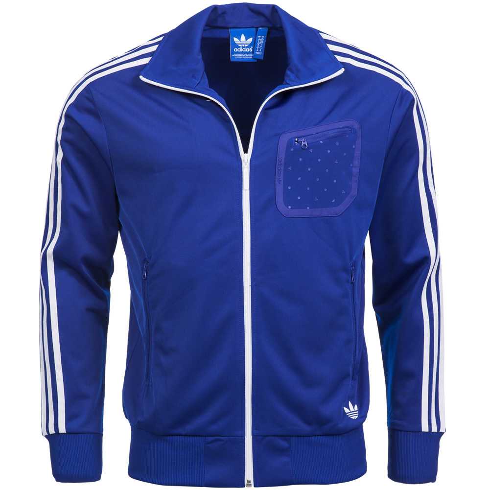 Adidas Big Trefoil Track Top Traininig Jacket...