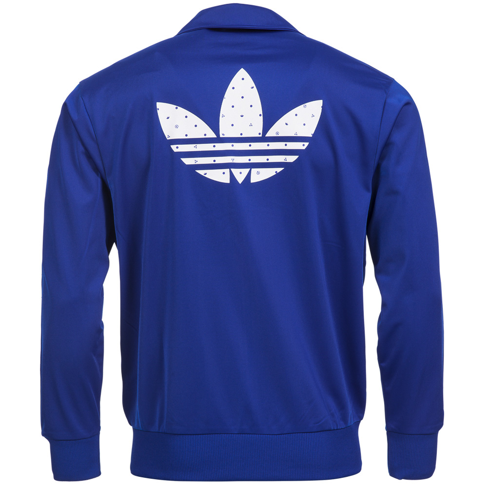 Adidas Big Trefoil Track Top Traininig Jacket M33825 Herren Firebird Jacket