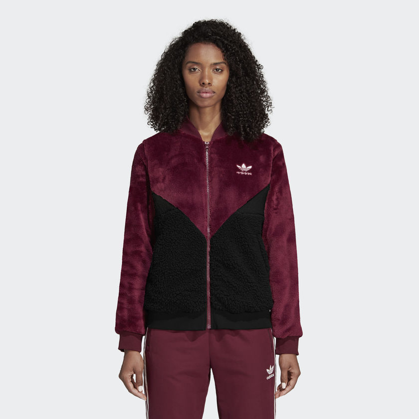 Original Adidas CLRDO Womens Jacket DH3002 Casaco Track Top Jacket