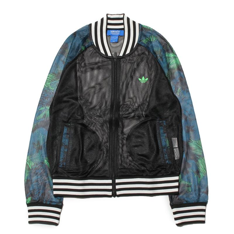 Adidas Femmes Hawaii Superstar Mesh Track Top S20013 Jacket