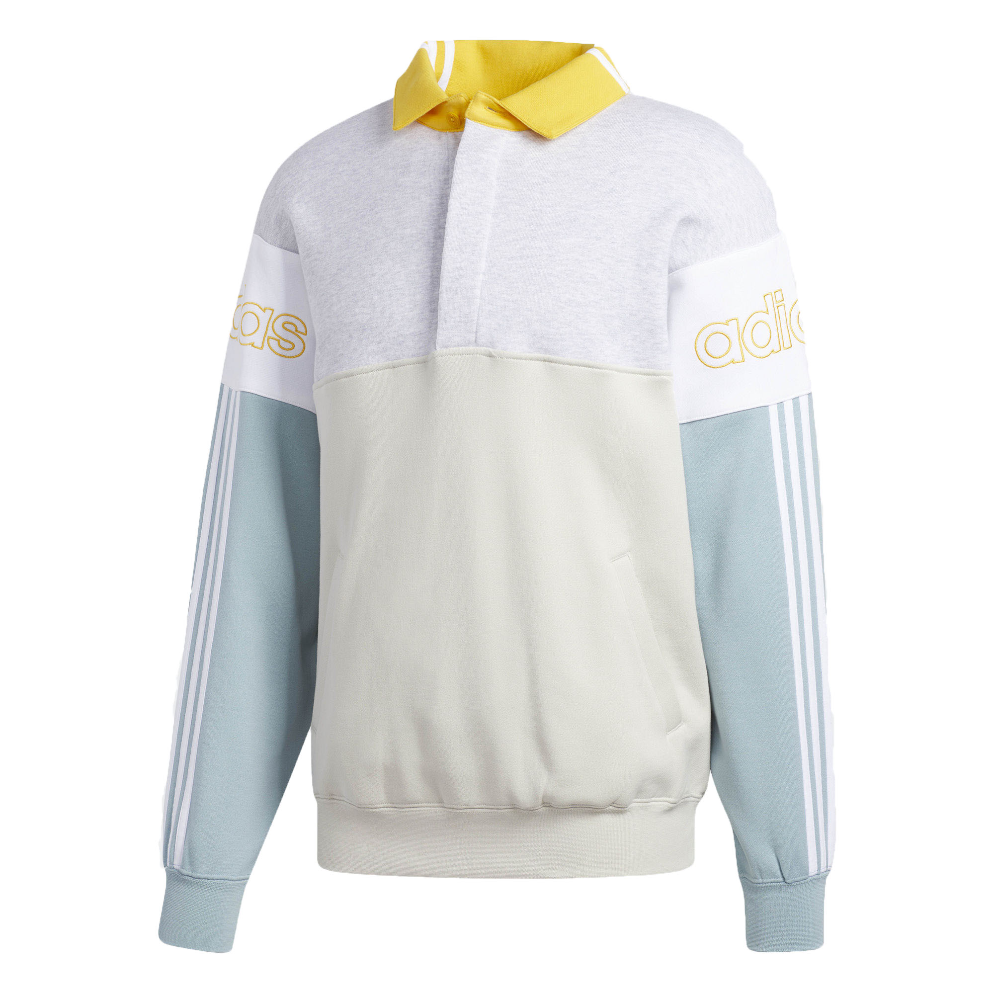 Adidas Rugby Sweater Collegiate DV3147 Raw Wh...