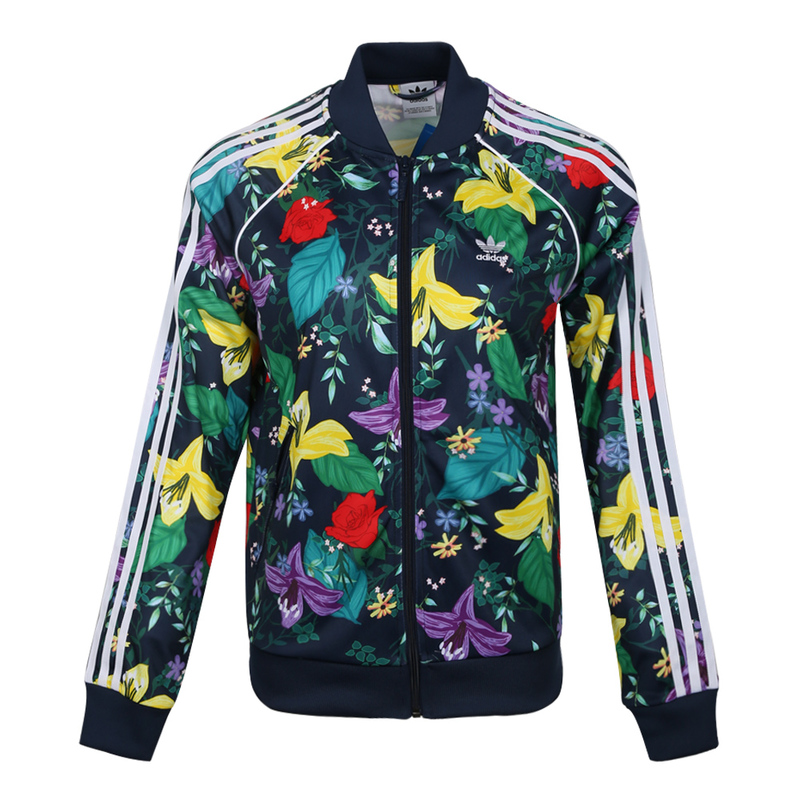 Adidas SST Graphic Track Jacket Multicolor ED...
