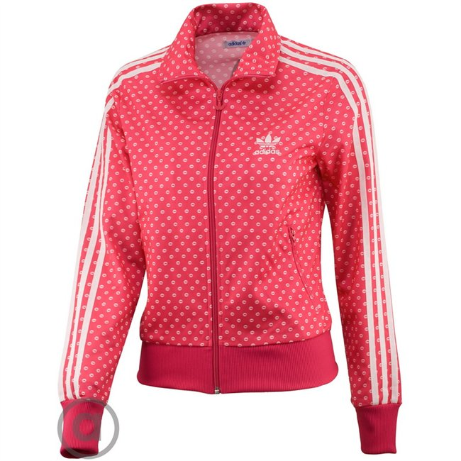 Adidas Original Womens Firebird Track Top Z34747 Jacket Lip Kissimmee Florida Jacket