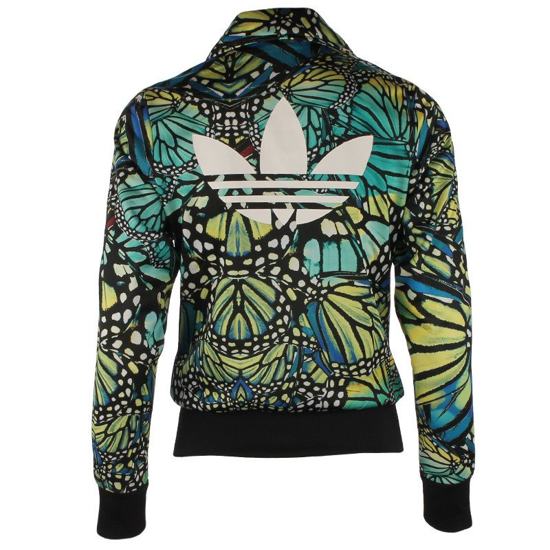 Adidas Originals Womens M30454 Flower Jacket