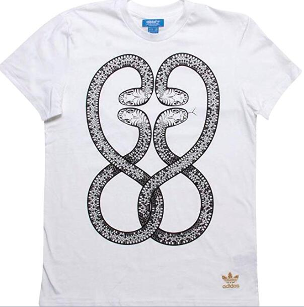 Adidas Chinese New Year Snake T-Shirt Z57635 ...