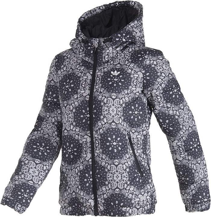 Adidas Originals Womens PAIS PAD HD Hooded Ja...