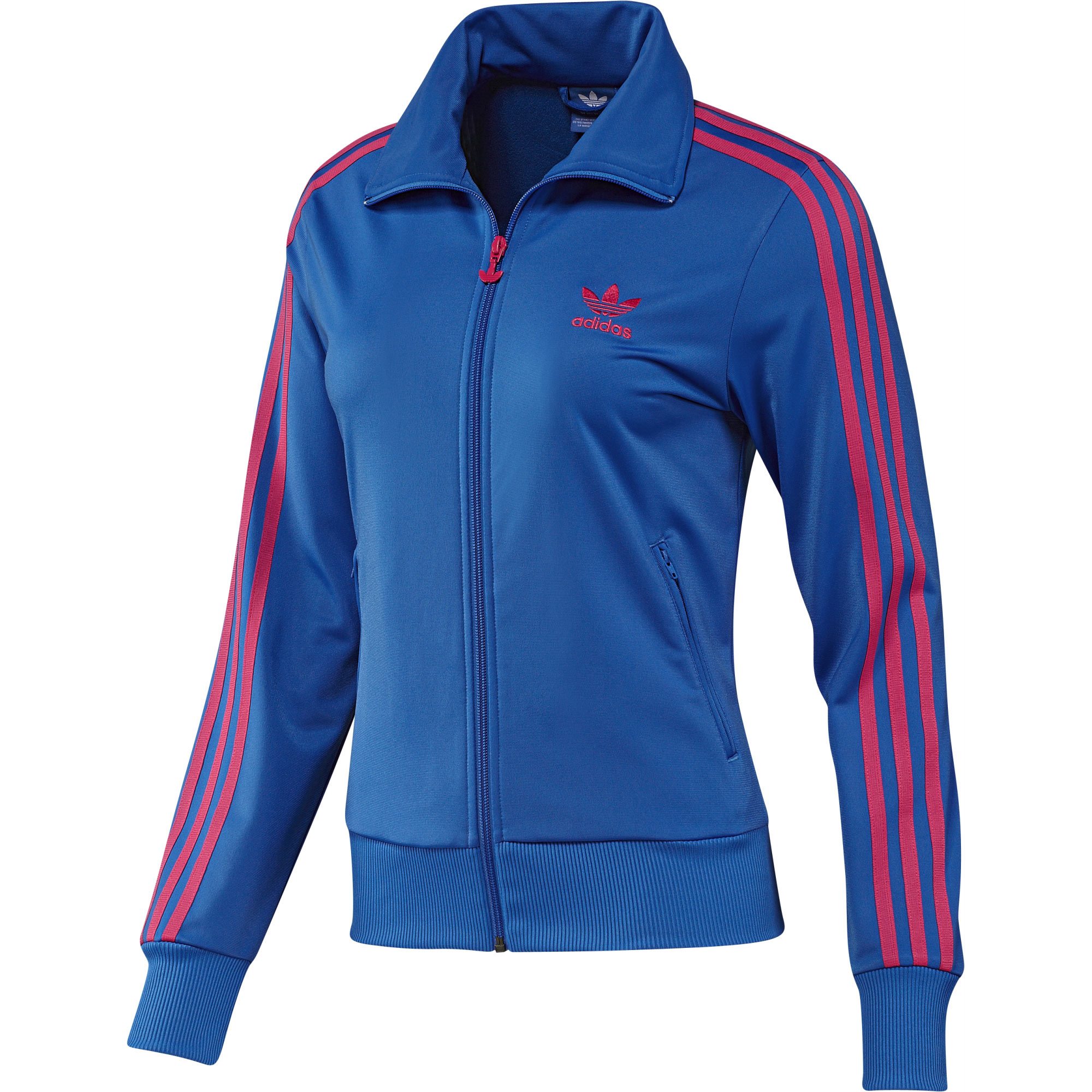 Adidas Womens Firebird Track Top Sports G8742...