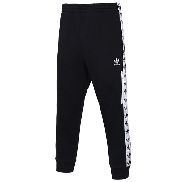 Adidas Original Light Trefoil DX4228 Black 3/4 Pants