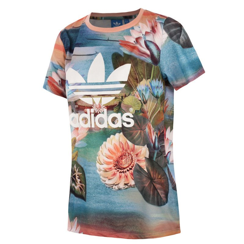 Adidas Original Curso Tees S19327 Farm Lotus ...