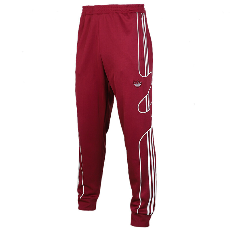 Adidas Fstrike Track Top Mens ED7223 Red Jogger Pants