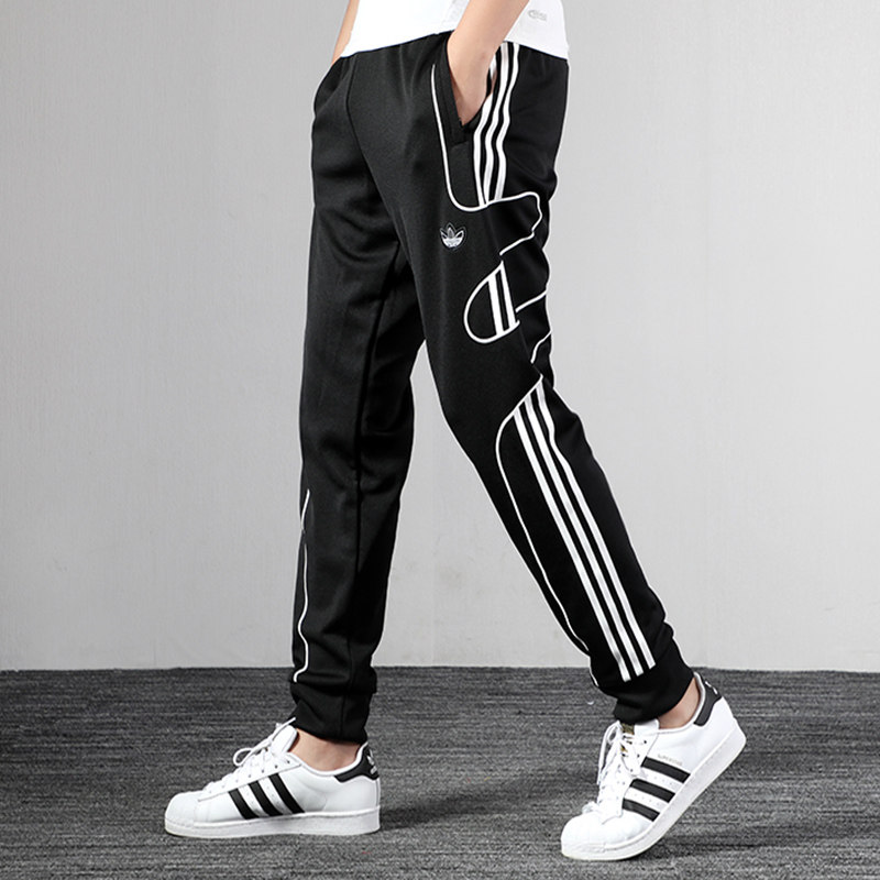Adidas Fstrike Track Top Mens ED7225 Black Jogger Pants