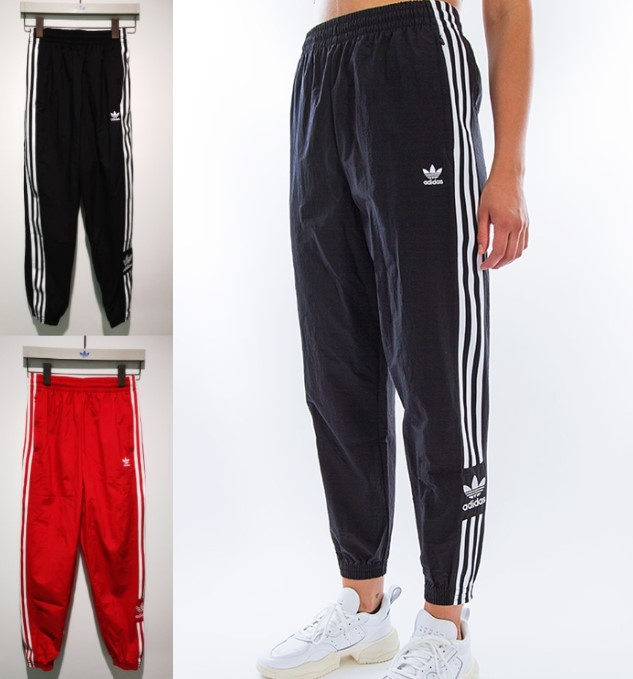 Adidas Womens Training Track Pants Lock Up ED7542 Jogger Black Sport Pants