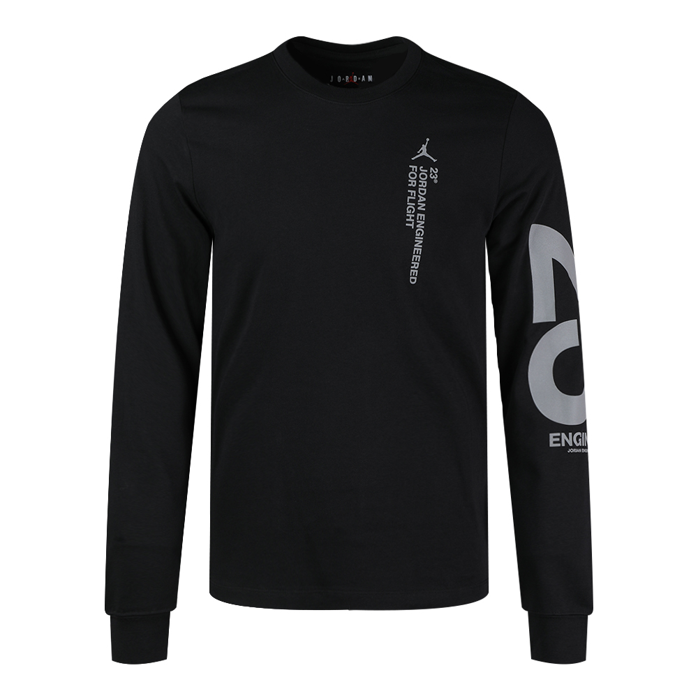 Nike Sweater 2 Colors BQ5534 Jordan White/Black AJ Tees