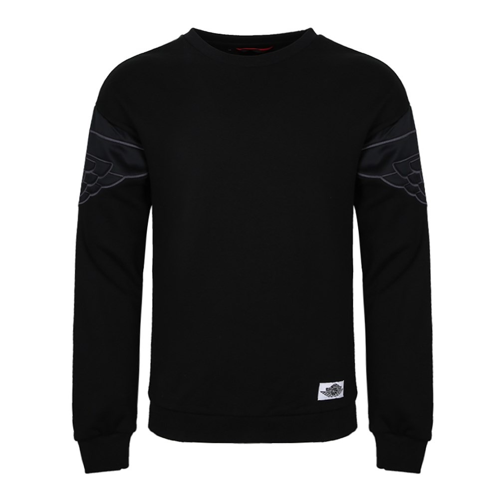 Air Jordan Wings Nike Classics AO0427-010 Wings Sweaters AO0427-687 Sweatshirt 2 Colors