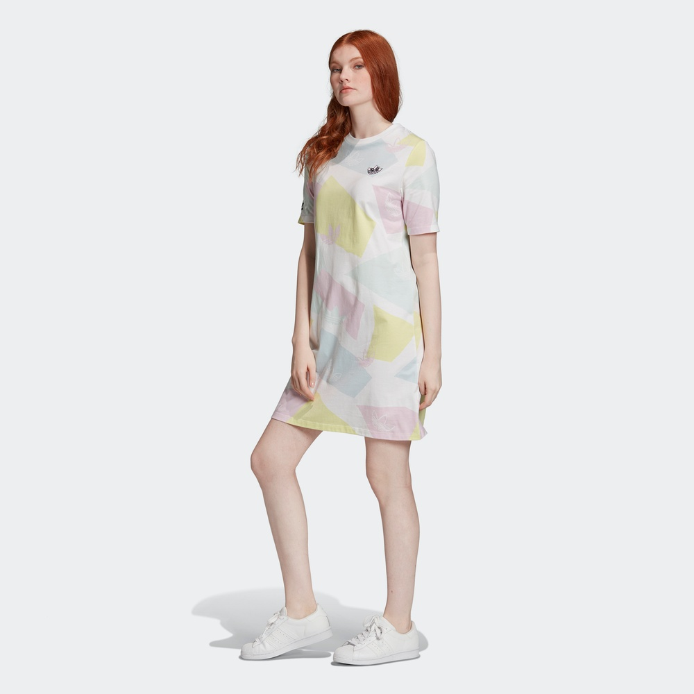 Adidas Originals Graphic Dress GK3676 Logo Dress C