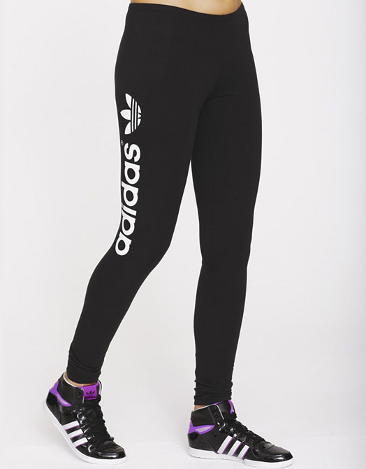 Adidas Spodnie Tref Leggings W69005 Leggings Pants