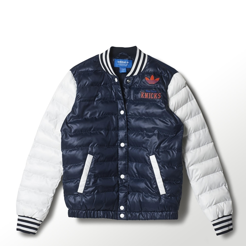 Adidas Womens Original Chaqueta Mujer Knicks Varsity M69952 Winter Coat