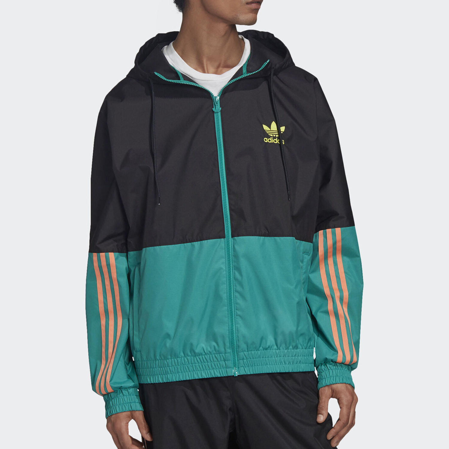Adidas Original Windbreaker GK5923 Hoody Retro Jacket