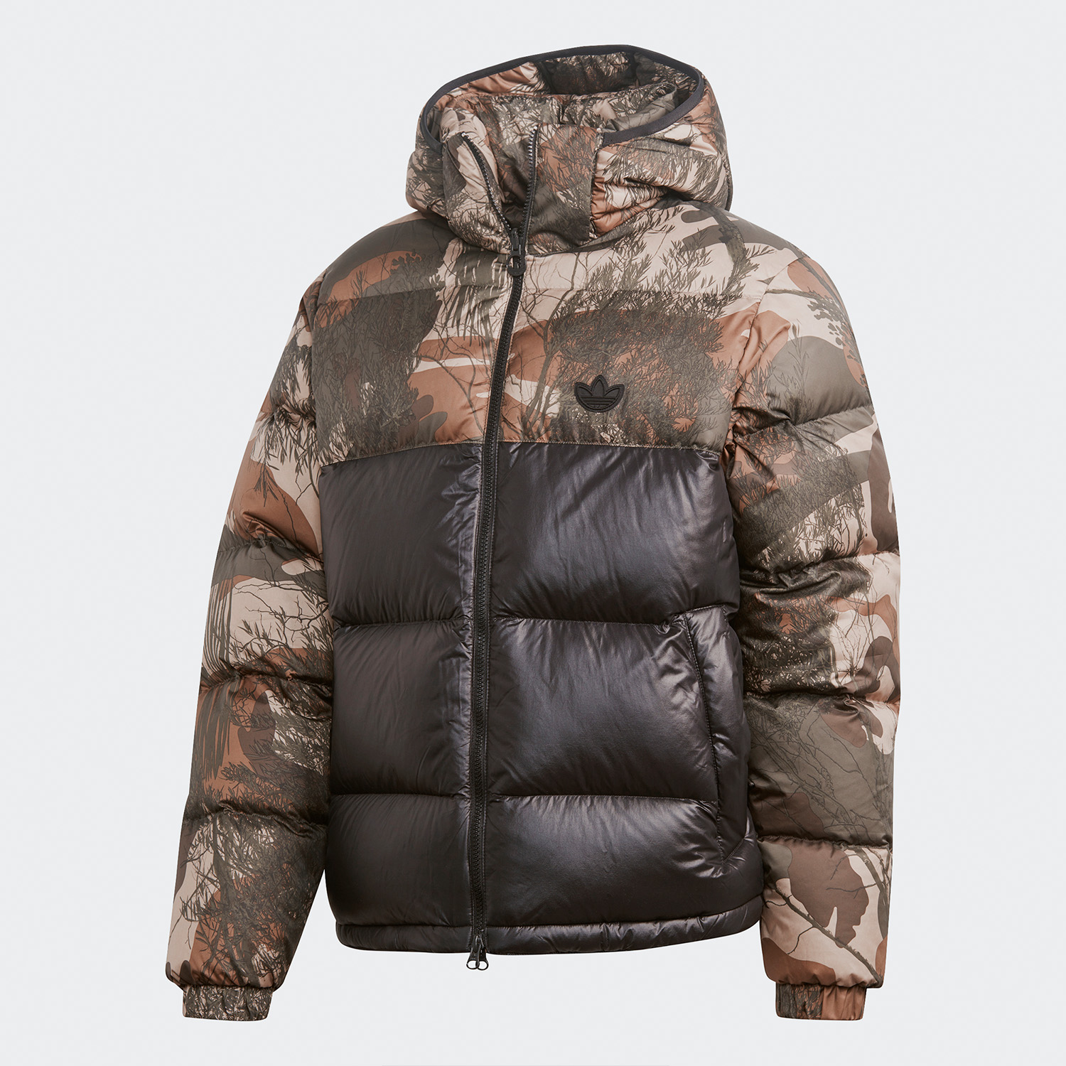 Adidas Original Down Regen Camo Coat GH1486 Reversible Winter Down Jacket