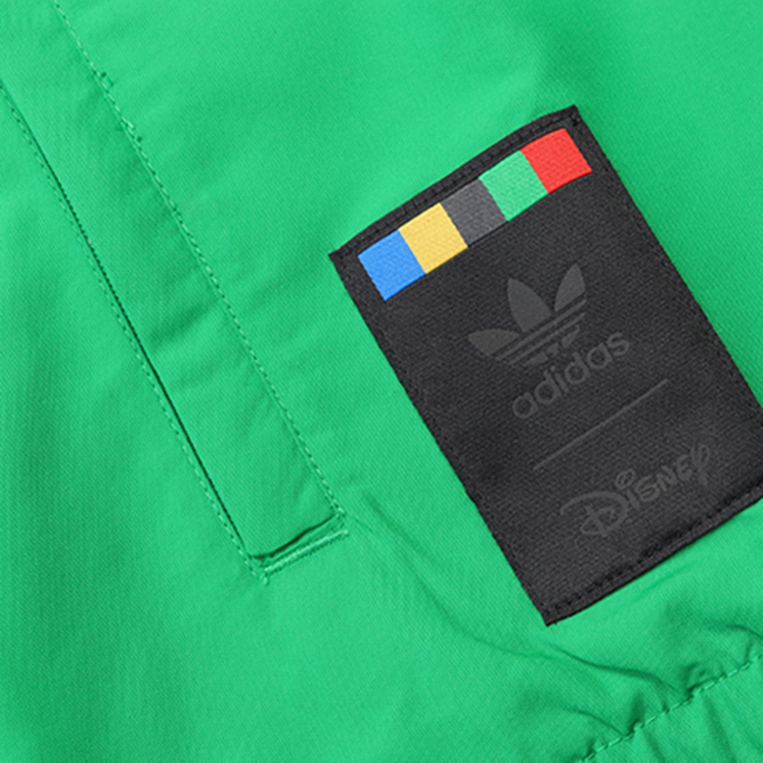 Adidas Original Windbreak GP6480 Hoody Goofy Disney Jacket